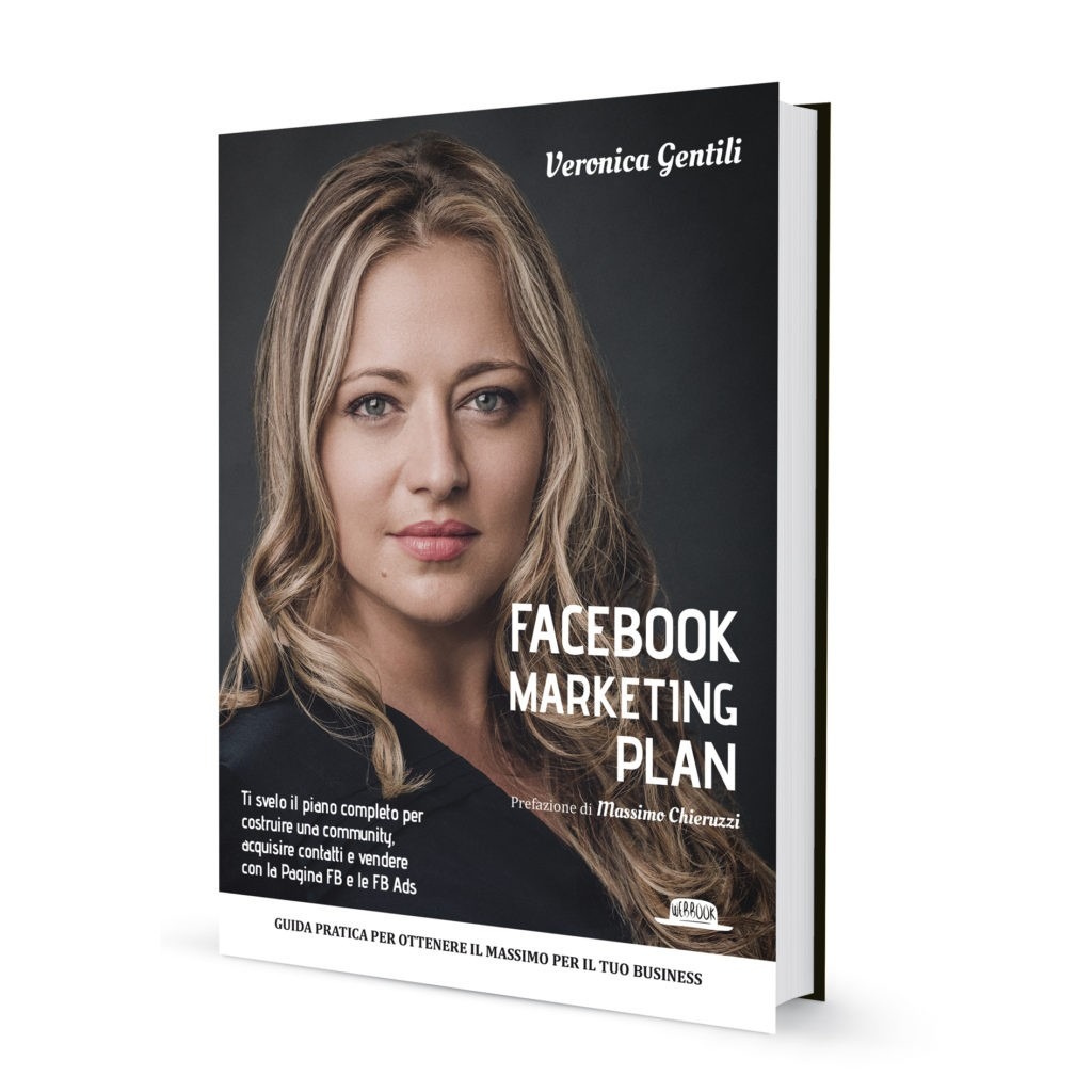 Facebook Marketing Plan libro - Veronica Gentili