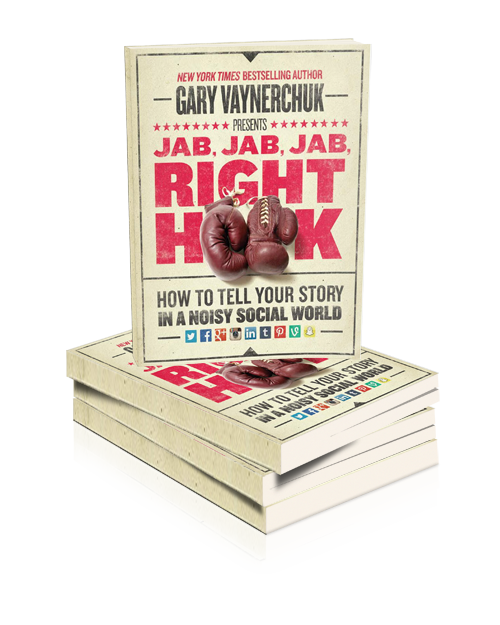 Jab Right Hook Story Social