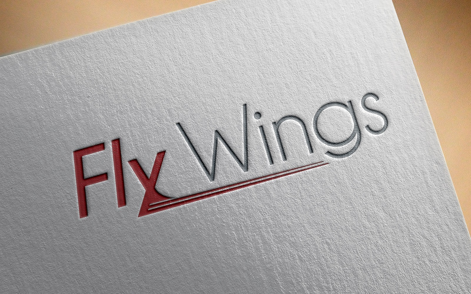 logo fly wings