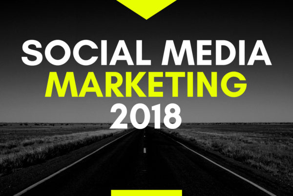 SOCIAL MEDIA MARKETING 2018