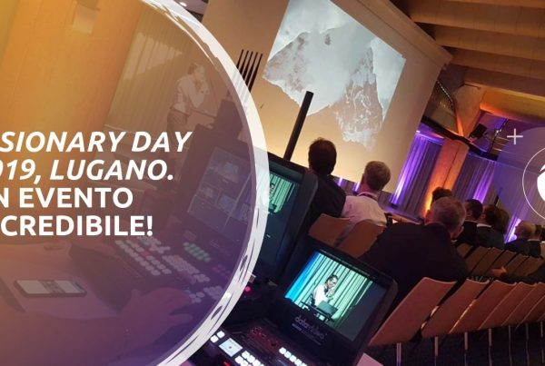 Visionary Day Lugano evento incredibile