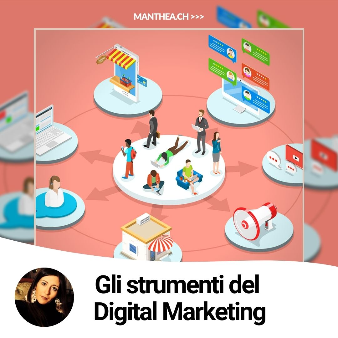 Gli strumenti del Digital Marketing