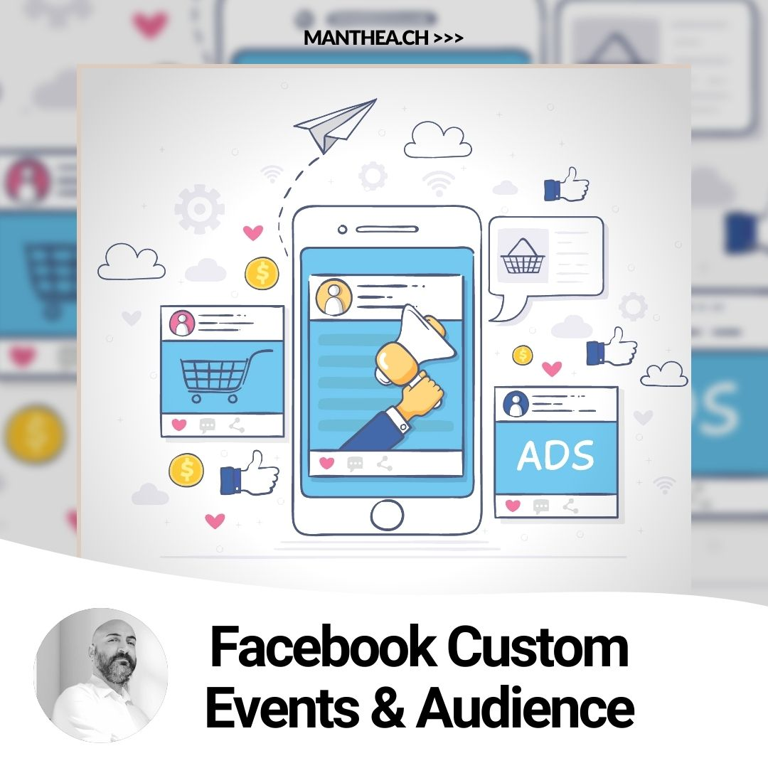 facebook custom events & audience